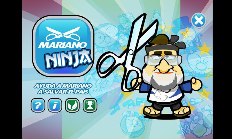 Mariano Ninja- screenshot