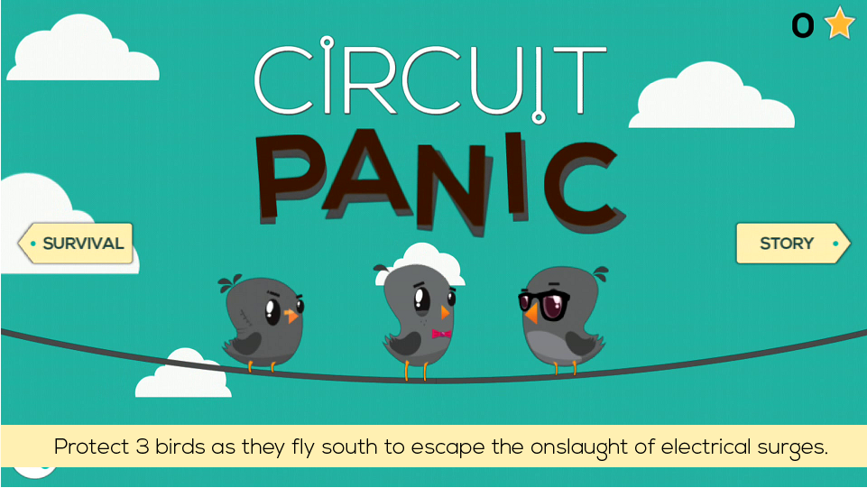 Circuit Panic Free - screenshot