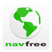 Navfree USA: Free Satnav