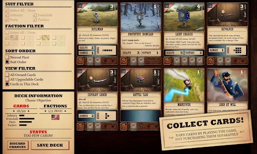 Ironclad Tactics- screenshot thumbnail