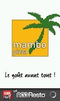 Screenshot of Mambo Pizza