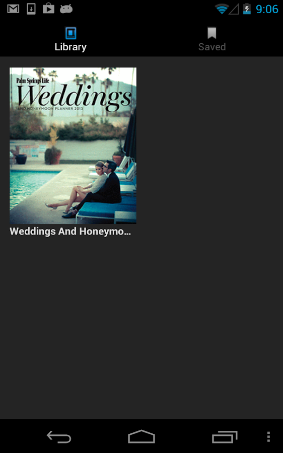 Palm Springs Weddings - screenshot