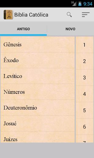 Católica Bíblia