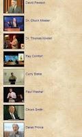 Screenshot of Adonai Christian & Bible Plus!