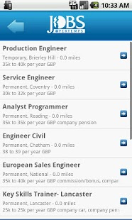 Jobs at Pertemps - screenshot thumbnail