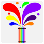 Rainbow Pipes icon