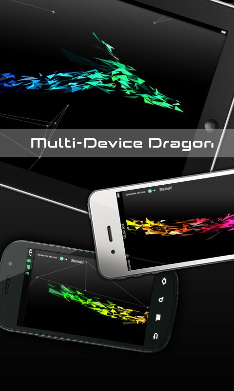 Multi-Device Dragon - screenshot
