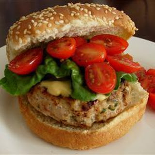 Best Turkey Burgers.