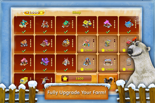 Farm Frenzy 3: Ice Domain Free  screenshots 4