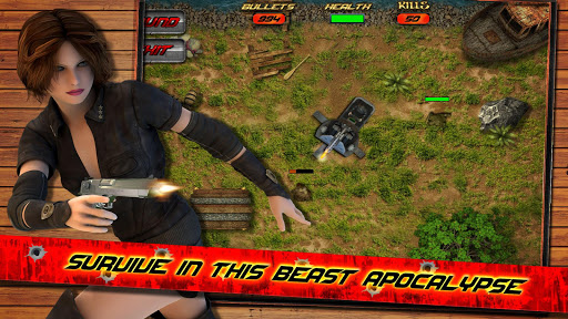 Beast Killer - Action Shooter