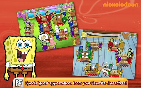 SpongeBob Diner Dash Screenshot 15