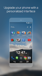 EverythingMe Launcher - screenshot thumbnail