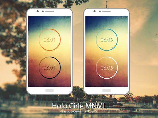 Holo Circle MNML for Zooper