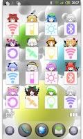 Screenshot of Touhou Switch Girl
