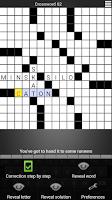 Screenshot of Crossword Puzzle Free