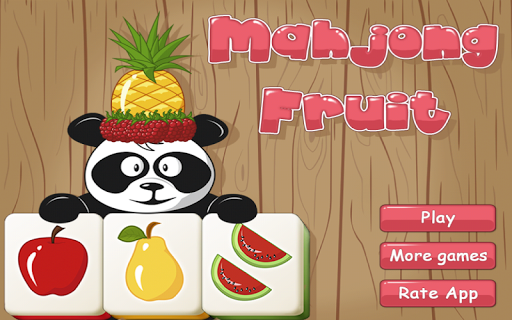 Fruit Mahjong HD