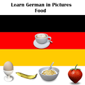 German in Pictures: Food icon