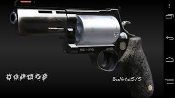 Screenshot of Black Ops 2 Guns