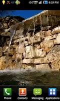 Screenshot of Waterfall LWP