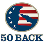 Logo for 50 Back Brewing Company