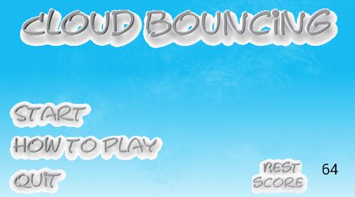 Cloud Bouncing