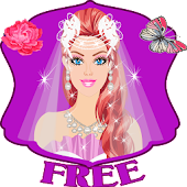 Barbie Bride Dress Up Game