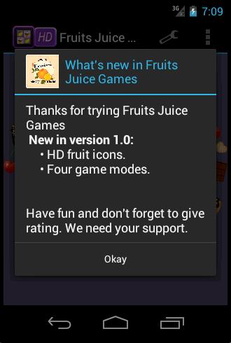 Fruits Juice_Kids Memory Games