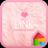 Pinkfur dodol launcher theme