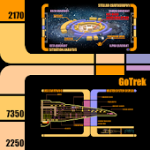Go Trek Animated Widgets
