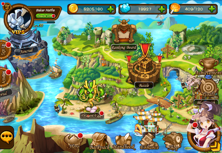Clash of Warriors -NinjaPirate mod apk