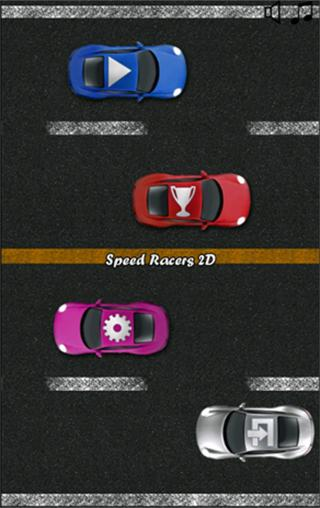 Speed Racers 2D