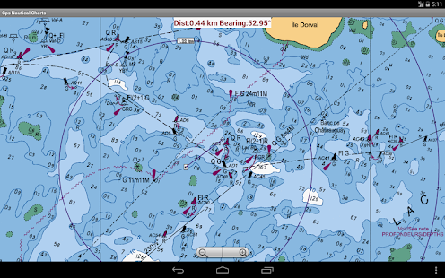 Nautical/Marine Charts-Belgium - screenshot thumbnail