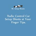 RC Setup Sheets icon