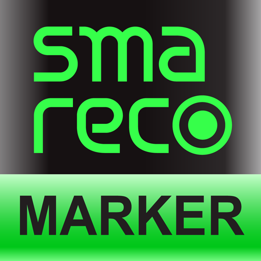 スマレコ マーカー 教育 App LOGO-硬是要APP