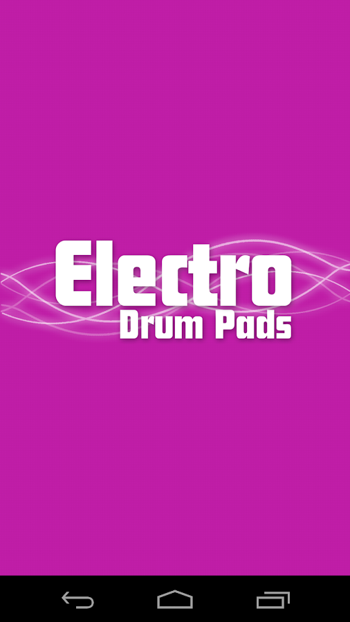 Electro Drum Pads- screenshot