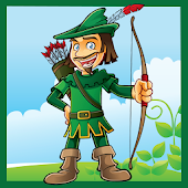 Robin Hood Memory Puzzle