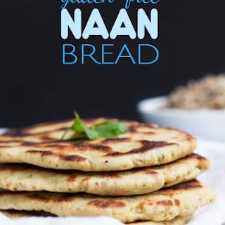 Gluten-Free Quinoa Flour Naan
