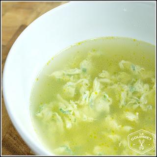 Zuppa di Stracci (Stracciatella Soup)