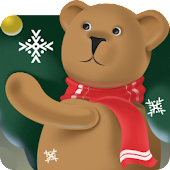 Christmas Bears Live Wallpaper
