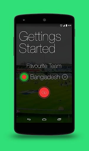 Cricky : Cricket Live Score