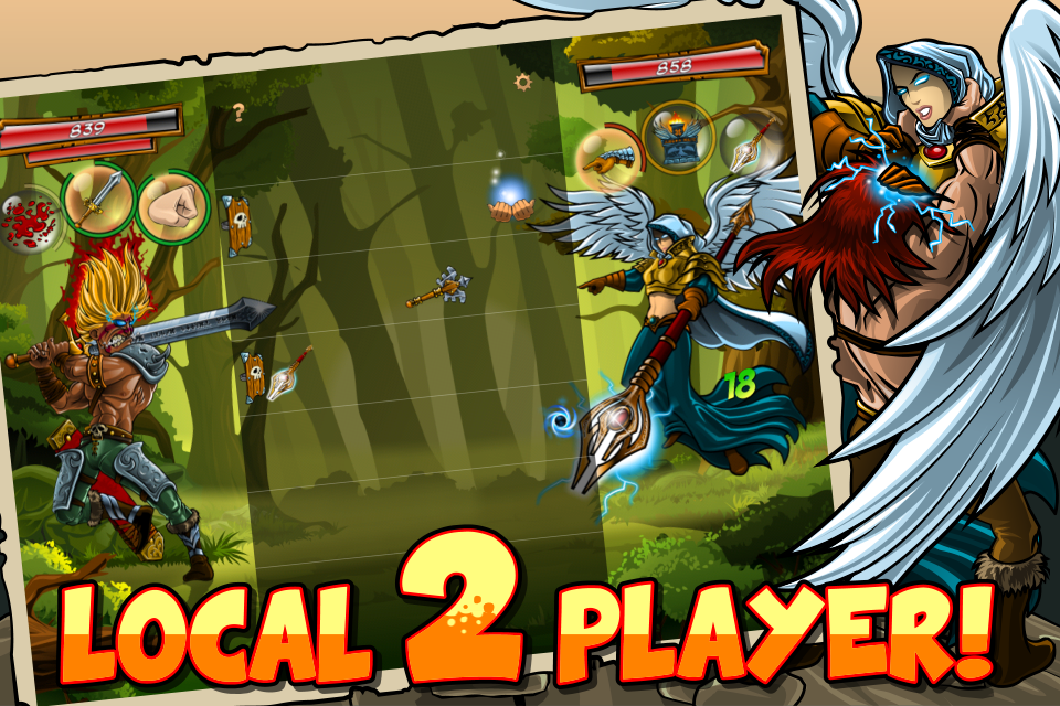 Duel for Dragons Free - screenshot