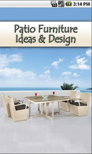 Patio Furniture Ideas & Design - screenshot thumbnail