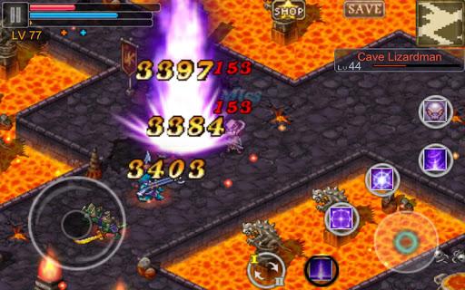 Aurum Blade EX 1.0.2 screenshots 9