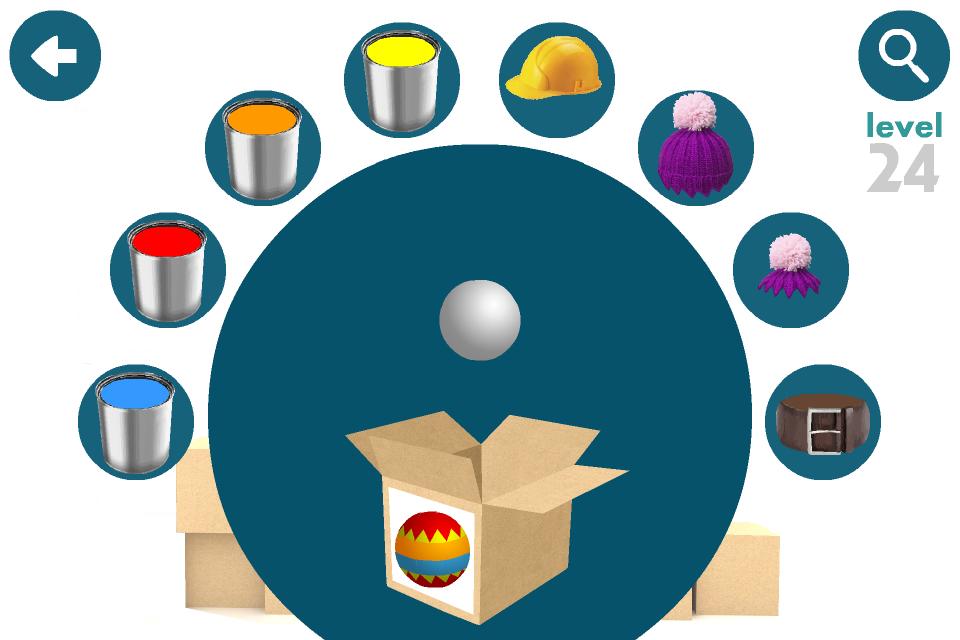 factory balls- screenshot