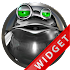 Poweramp Widget Green Frog v2.08-build-208