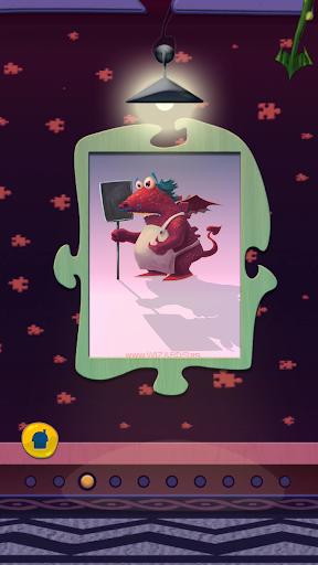 ドラゴンゲーム - ジグソーパズル