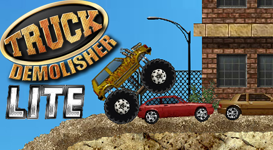 Truck Demolisher- screenshot