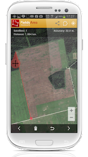 GPS Field Area Measure|玩生產應用App免費|玩APPs