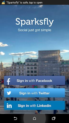 Sparksfly - Organize Social