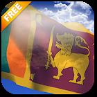 3D Sri Lanka Flag Live Wallpaper icon